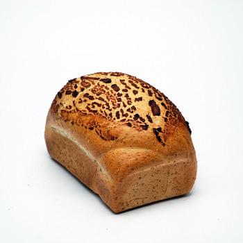 Tijger grijs brood