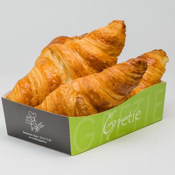 Croissant (echte boter)