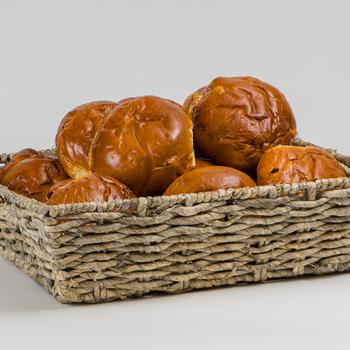 Rozijnenbollen (5+1 gratis)