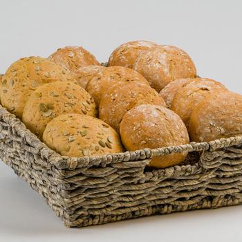 Soft grain (Zacht meergranenbroodje)