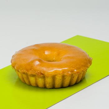 Abrikooscake tarteletje