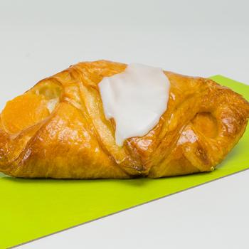 Croissant abrikoos